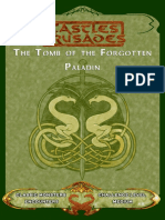 C&C - Classic Monsters Encounters - The Tomb of the Forgotten Paladin