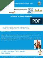 2.1 Higiene y Seguridad Industrial