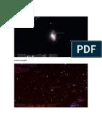 Nebulosacumulos y Galaxias