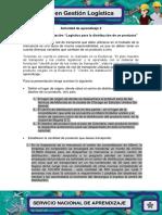 Evidencia 6 Presentacion Logistica Para La Distribucion de Un Producto V2