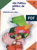 Constitución Política de Guatemala Para Ninios 2