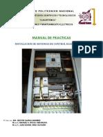 PRACTICAS DE INSTALACION DE SISTEMAS DE CONTROL ELECTRICO.pdf