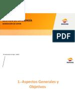Generación de Vapor–CGE17