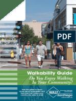 Do You Enjoy Walking in Your Community?