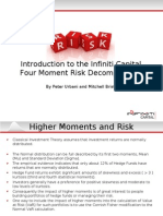Infiniti Capital Four Moment Risk Decomposition