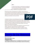 Teoría de Los Sistemas (Análisis)