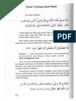 Kitab Nikah- Aqad Nikah