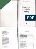 14.- David Bronstein y Neat - Bronstein y La India de Rey