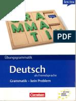 Lextra - Grammatik A1-A2 - Cornelsen