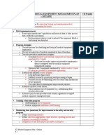 Table for Medical Equipment Plan -Outline[1]