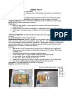 lesson plan 1 lincoln portfolio