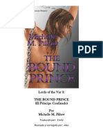 3 - Bound Prince-Michelle M. Pillow - Serie Lords of the Var