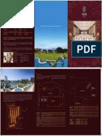 Inaya Brochure