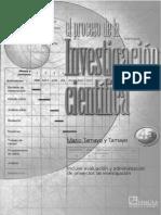 145316900 Tamayo y Tamayo m El Proceso de Investigacion Cientifica 4a Ed 2003 Para Leer Doc