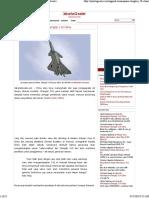 Upgrade Kemampuan Chengdu J-20 China