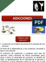 ADICCIONES- -