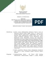 Perubahan Peraturan Bupati Gianyar Rkpd 2017 Perubahan