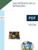 ENFOQUE SISTÉMICO DE LA ADMINISTRACIÓN (1)++.ppt