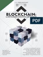 3096 Blockchain La Revolucion Industrial de Internet