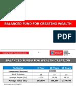 Balanced Fund Presentation