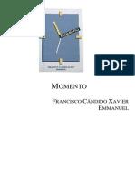 385 Momento - Emmanuel - Chico Xavier - Ano 1994.pdf