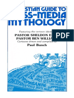 Sheldon Emry-ben Williams-paul Bunch - A Christian Guide to Mass Media Mythology Cartoon Book