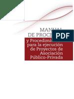 Manual Procesos APP