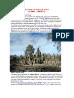 The Legend of Angkor