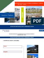 Estacion Meteorologica Ordinaria Chivay