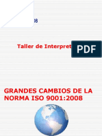 Taller de Interpretación de La ISO 9001