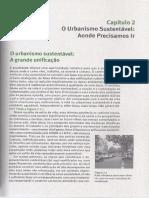 Urbanismo Sustentável - Cap. 2