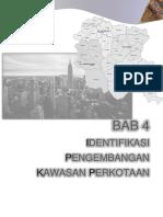 ANTARA MANONJAYA - Bab 4 Identifikasi Pengembangan Kawasan