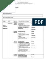 Plan Anual Bimestral 2017 ( Secundaria )