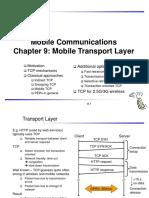 C09 Transport Protocols
