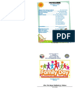 Family Day Certificate
