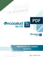 Prevecion Del Cancer Gastrico Oncosalud
