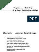 Strategic Mangemnt Ch 05