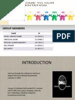 Strategic Management Group 1