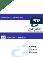 Padmakshi Introduction