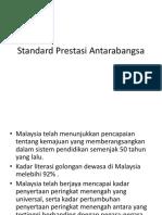Standard Prestasi Antarabangsa