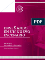 EDUC Ensenando M3 Aprendizaje