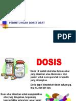 Dosis Obat