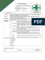 7.1.1.3 SOP Pendaftaran