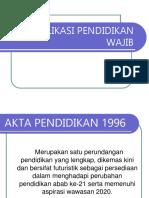 t2 Implikasi Pendidikan Wajib Di Malaysia