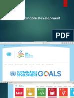 17 Goals Suistanable Development, Economic Cras, KTT Paris