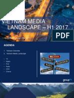 Vietnam Media Landscape H1 2017