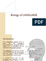 Biology of Language