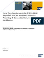 How To... Implement the RUNLOGIC Keyword in BPC NetWeaver V1.1.pdf