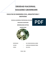 Propiedades Morfológicas de Los Minerales Transparentes