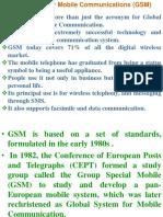 GSM ppt